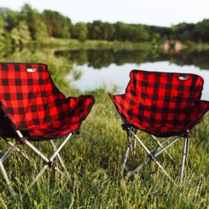 ABC Relax Chair in the outdoors