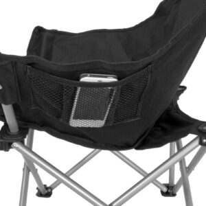 ABC Relaxing Chair side pockets