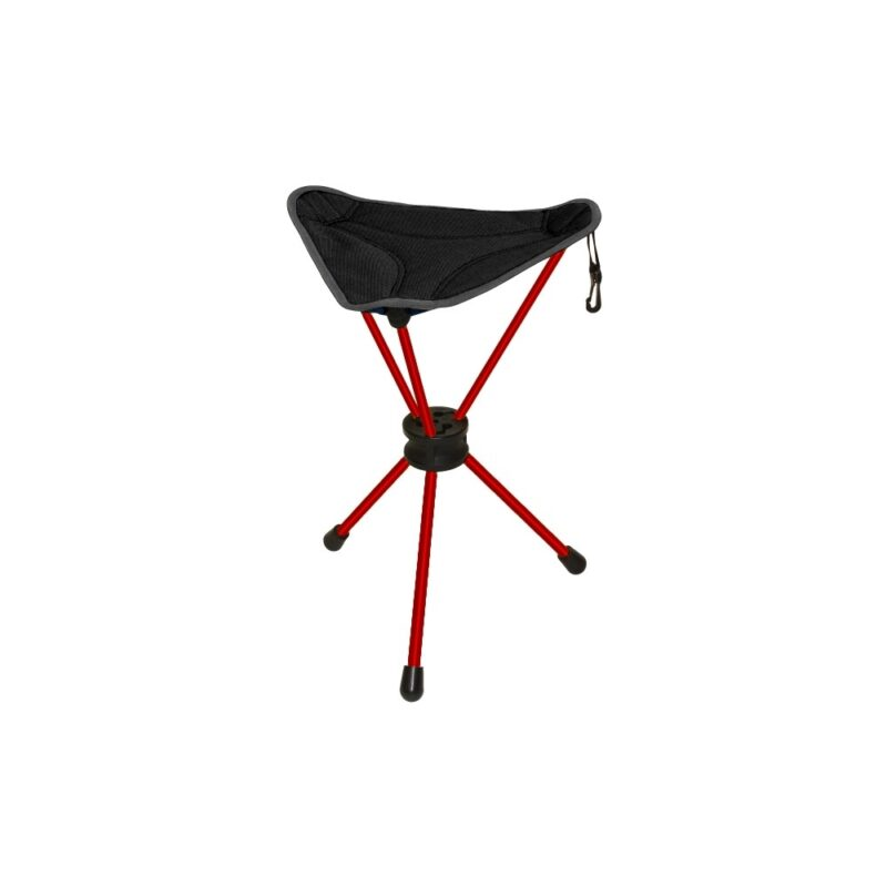 Red PackTite Small Stool Slacker
