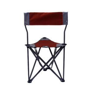 Red Ultimate Slacker Fishing Chair